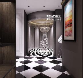欧式 简约 别墅 简欧 儿童房图片来自申远空间设计北京分公司在简约欧式-财富公馆的分享