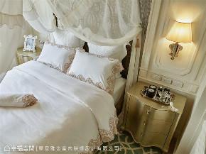 装修设计 装修完成 精品宅 新古典 卧室图片来自幸福空间在93平,复古风巴黎时尚 精品宅的分享