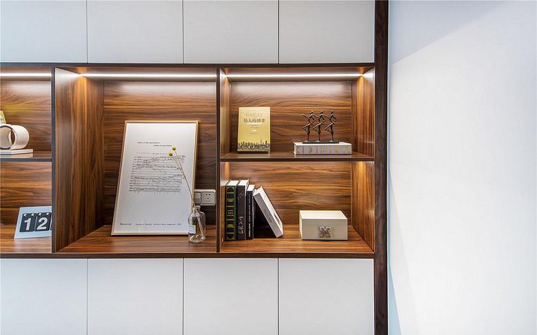 书房图片来自家装大管家在92平现代北欧空间 迷恋简约世界的分享