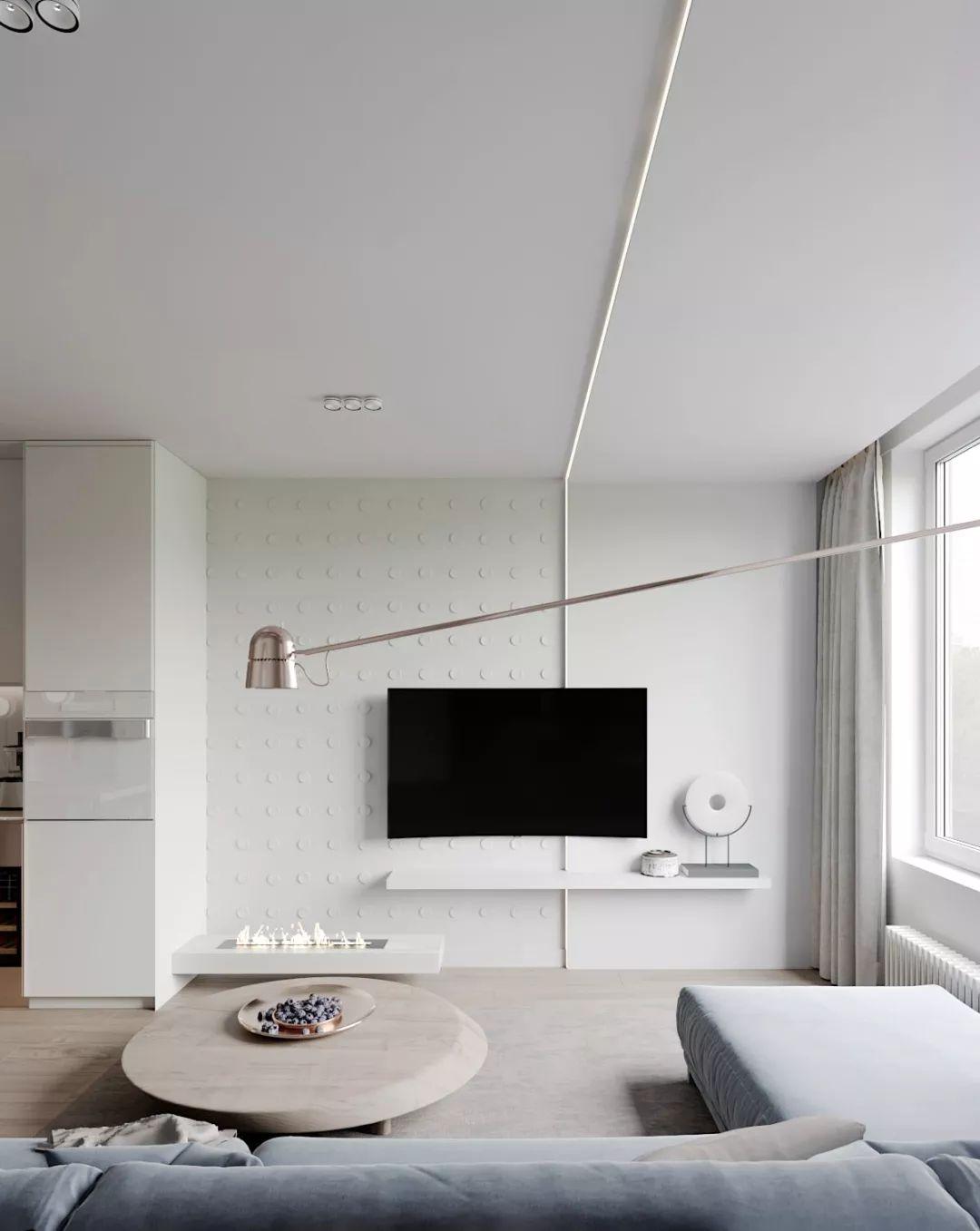 简约 现代 混搭 鹏友百年 半包 全包 全案设计 客厅图片来自鹏友百年装饰在一家三口的幸福蓝的分享