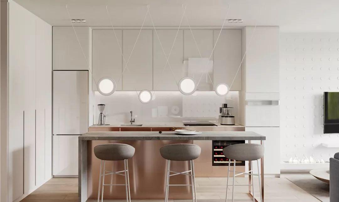 简约 现代 混搭 鹏友百年 半包 全包 全案设计 厨房图片来自鹏友百年装饰在一家三口的幸福蓝的分享