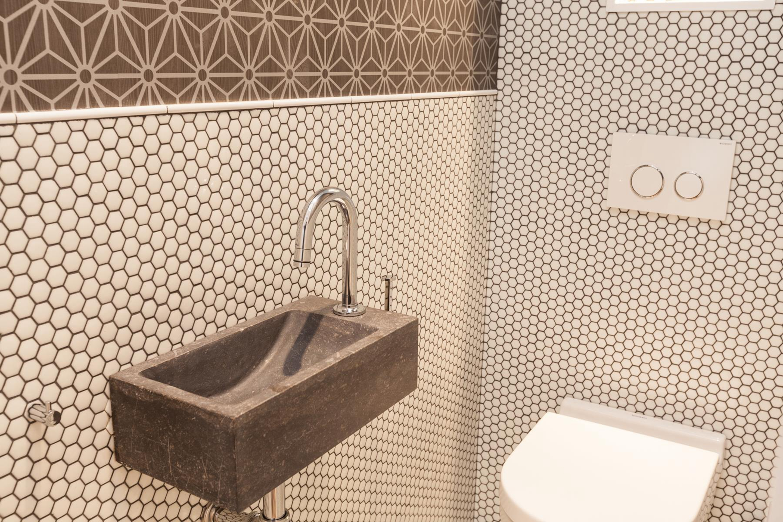 欧式 二居 旧房改造 卫生间图片来自北京今朝装饰在北欧主义的分享
