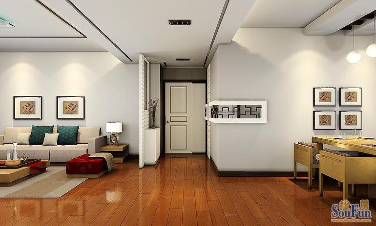三居图片来自...在三居室-148平米-装修设计的分享