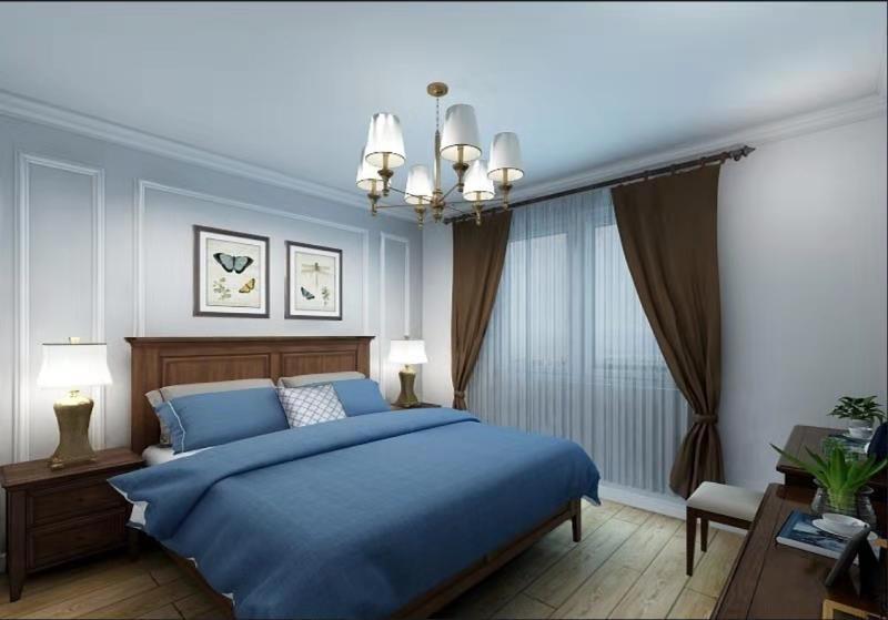 二居 旧房改造 卧室图片来自徐春龙设计师在传奇再现2的分享