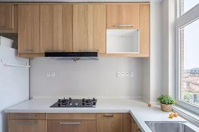 现代 简约 混搭 保利 鹏友百年 半包 全包 厨房图片来自鹏友百年装饰在现代简约装修风格的分享
