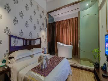 大理金沙半岛海景养生酒店设计
