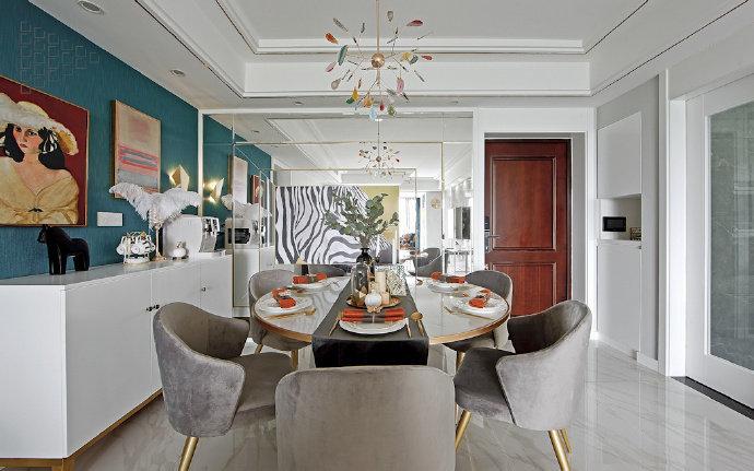三居 餐厅图片来自云南俊雅装饰工程有限公司在紫香园1的分享