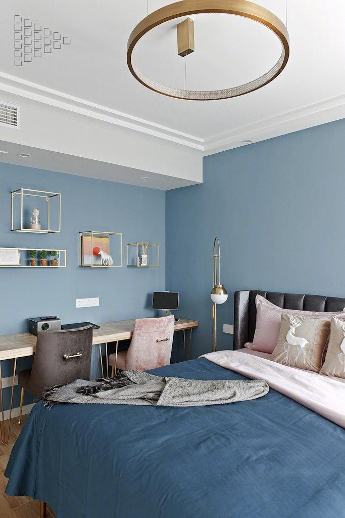 三居 卧室图片来自云南俊雅装饰工程有限公司在紫香园1的分享