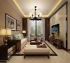 公司电话:13643453293  新中式风格是在后现代建筑基础上适用于现代居住理念的中国风格。