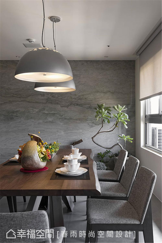 餐厅图片来自幸福空间在198平,巧妙构思 客变规划三拼宅的分享