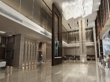 上海商务酒店装修设计效果图