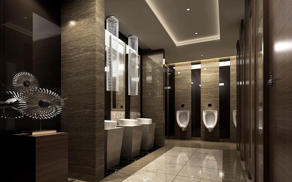 酒店设计 卫生间图片来自智尚设计在上海商务酒店装修设计效果图的分享