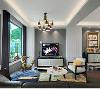 在色彩上,各个家具色调都比较纯洁自然,白色与木本色都是英伦风格经典色彩的运用,线条十分的优美,注重空间布局的对称之美,配上浓烈的花卉图案或条纹的出现,使之展示着浓浓的英国味道。