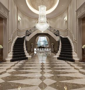 别墅 新古典 欧式 申远 别墅装修 玄关图片来自申远空间设计北京分公司在优山美地-新古典风格的分享
