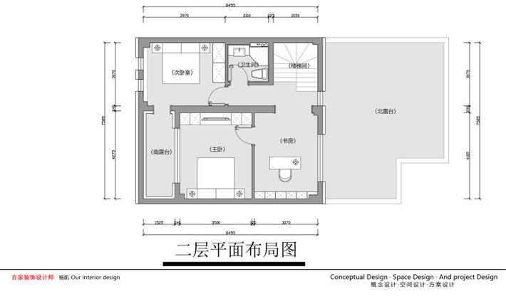 别墅 凤凰城央墅 现代风格 户型图图片来自百家设计小刘在碧桂园凤凰城央墅220平现代风的分享