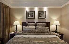 美式 二居 收纳 旧房改造 80后 卧室图片来自北京今朝装饰在重重美式的分享