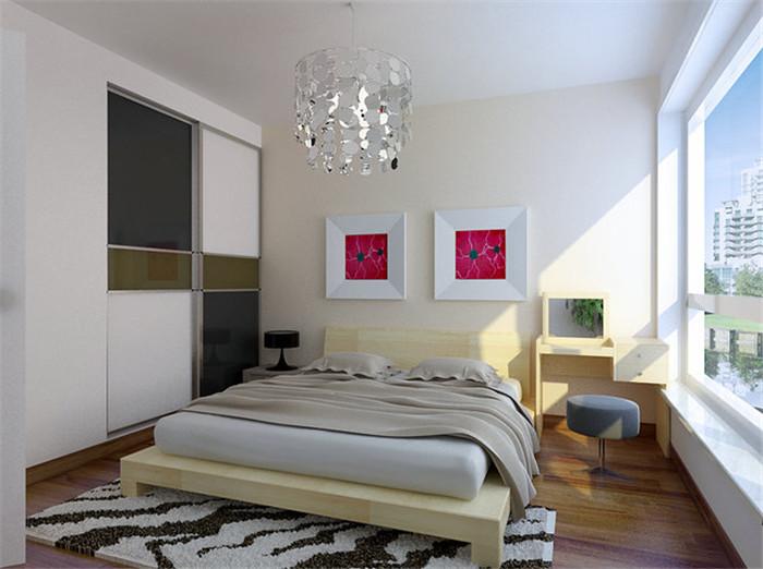简约 客厅图片来自今朝宜居装饰在简约精致小户型的分享