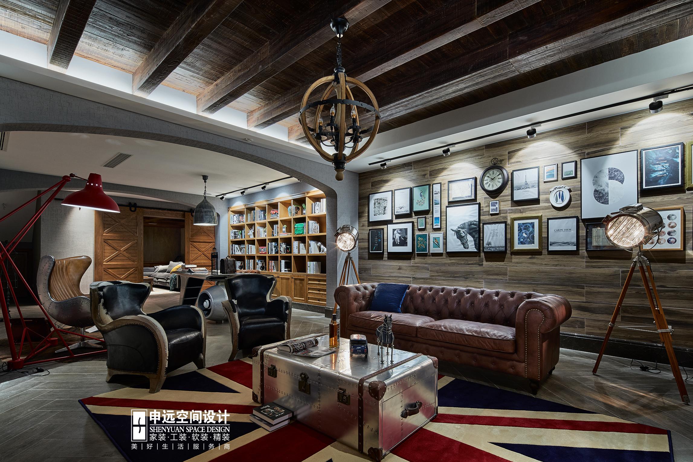别墅 现代法式 法式 现代 申远 其他图片来自申远空间设计北京分公司在北京申远-现代法式风格的分享