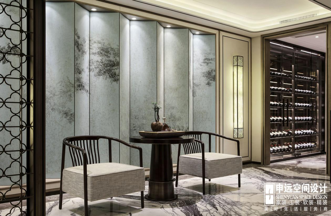 别墅 北京申远 申远设计 新中式 其他图片来自申远空间设计北京分公司在北京申远空间设计-新中式风格的分享