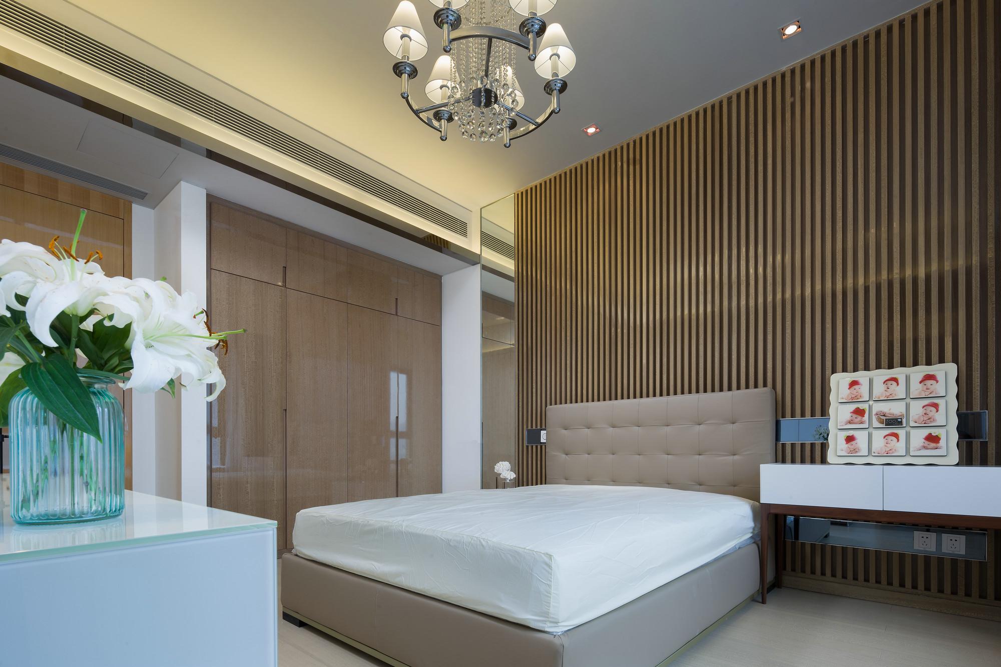 简约 旧房改造 小资 收纳 卧室图片来自北京今朝装饰在简约风的分享