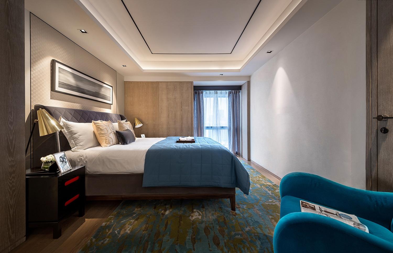 简约 收纳 旧房改造 小资 卧室图片来自北京今朝装饰在现代时尚简约的分享