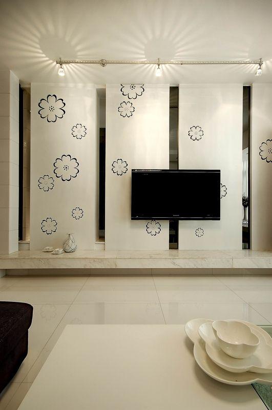 简约图片来自努力啊在三居室装修设计的分享
