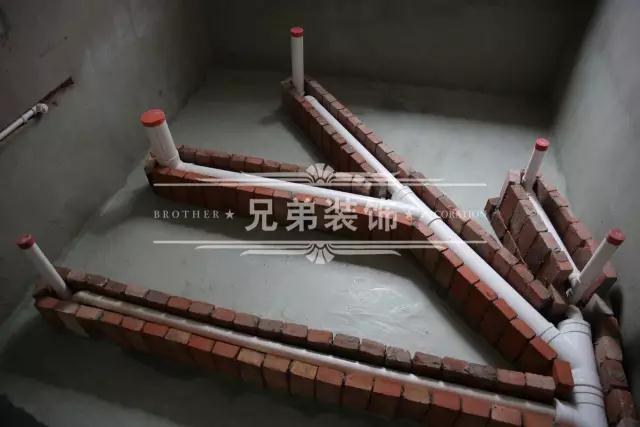 现代 装修 兄弟装饰 其他图片来自重庆兄弟装饰黄妃在兄弟装饰水路工艺解析的分享