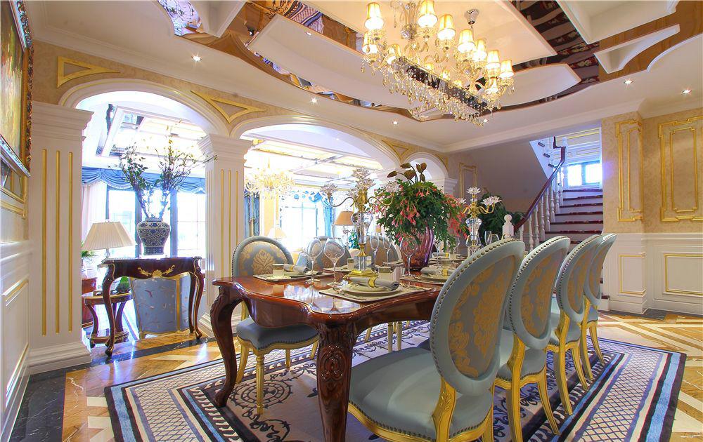 古典 二居 收纳 旧房改造 餐厅图片来自北京今朝装饰在新古典风格的分享