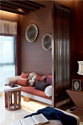 中式 三居 旧房改造 小资 客厅图片来自北京今朝装饰在传统是中国风格--中式的分享