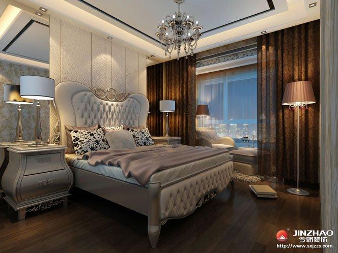 简约 欧式 客厅图片来自今朝宜居装饰在优雅的简欧风的分享