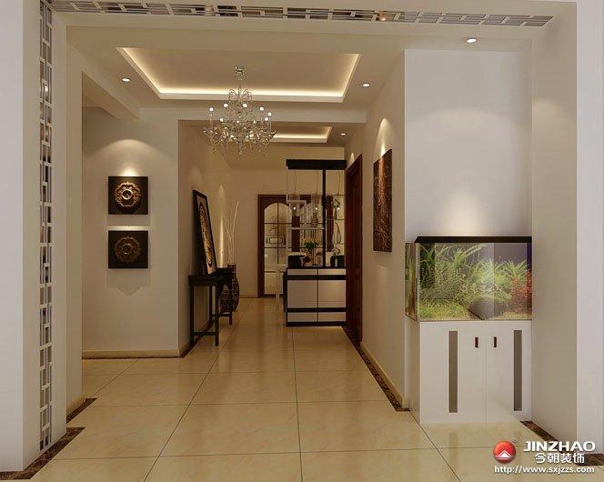 客厅 餐厅图片来自今朝宜居装饰在新中式风格设计的分享