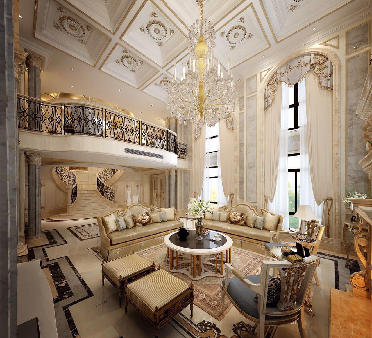 别墅 客厅 欧式图片来自乐粉_20170225005417684在法式风格的分享