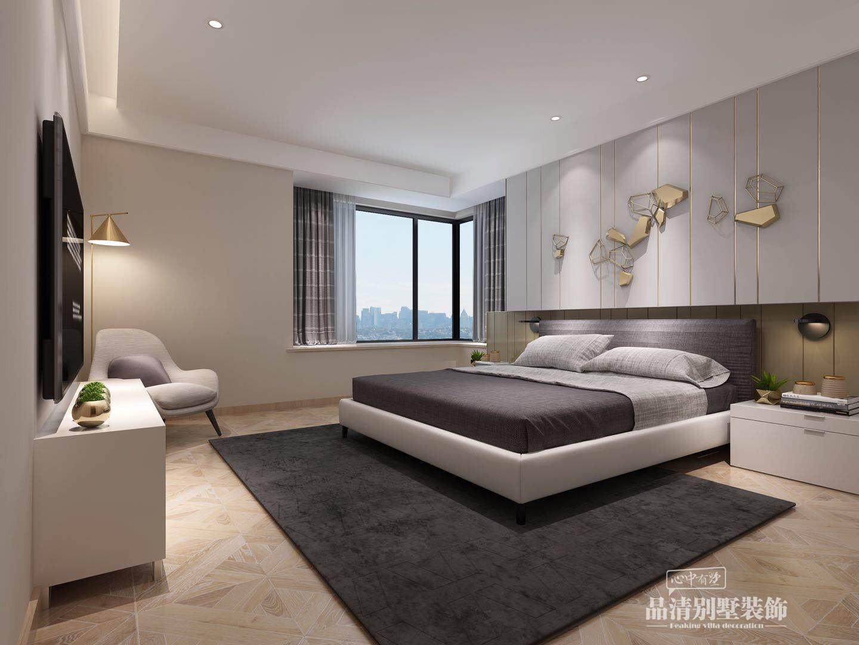 三居 客厅 卧室 厨房 餐厅 80后图片来自别墅装修设计师在京梁合220㎡大平层现代轻奢的分享