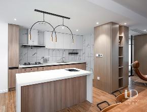 现代 小资 装饰设计 厨房图片来自重庆兄弟装饰黄妃在大学城龙湖花千树装修设计效果的分享