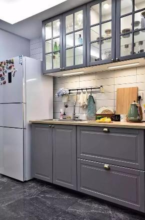 简约 北欧 原木色 鹏友百年 重庆家装 全案设计 大学城 厨房图片来自鹏友百年装饰在北欧风小户型的分享