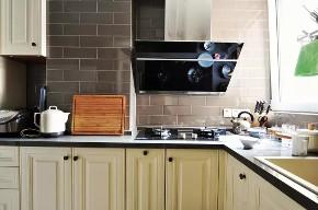 旧房改造 三居 美式 厨房图片来自今朝装饰老房装修通王在130平小资美式风格的分享