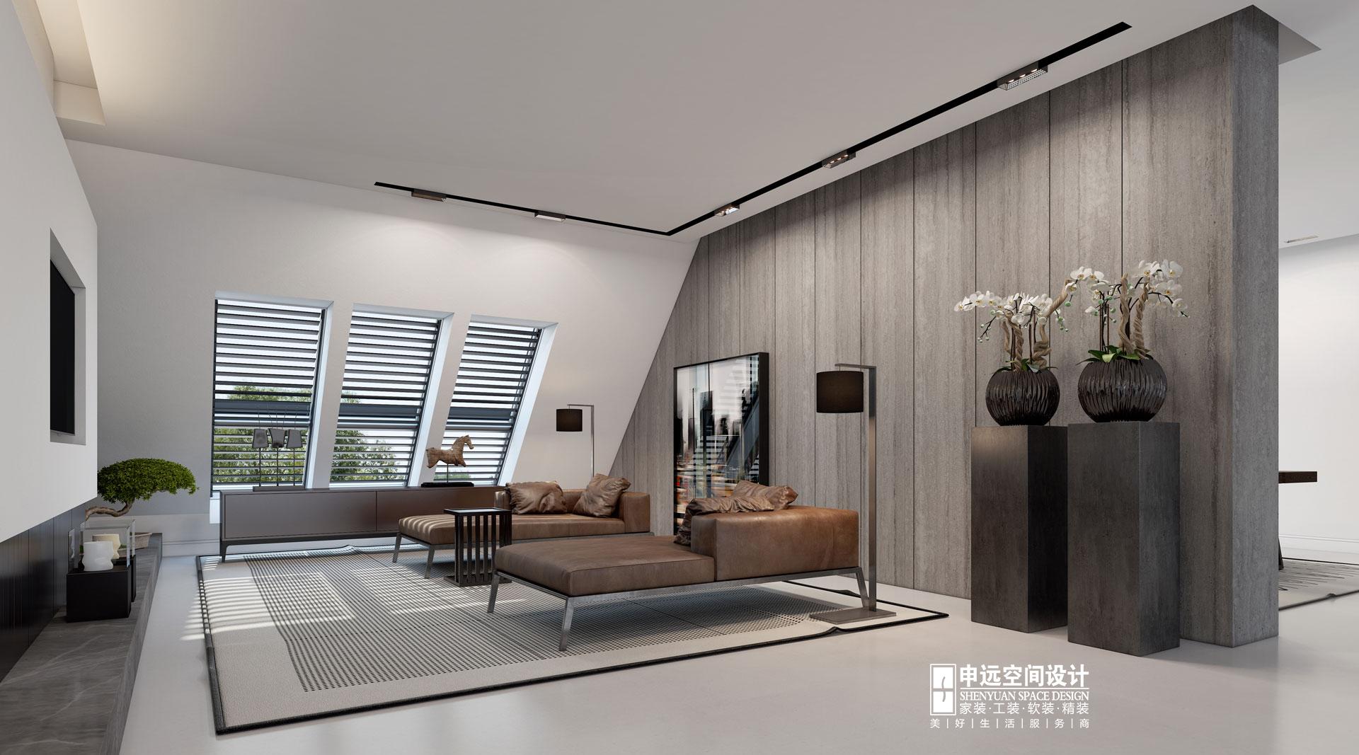 简约 别墅 北京申远 别墅装修 其他图片来自申远空间设计北京分公司在北京申远空间设计-现代风格的分享