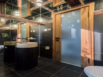 个性混搭两室 这个卫生间太性感