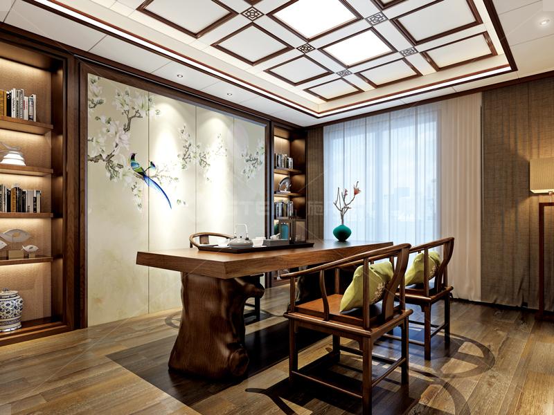 简约 客厅 卧室 餐厅 中式图片来自荔枝or李子在施丹吊顶·全屋顶墙效果图的分享