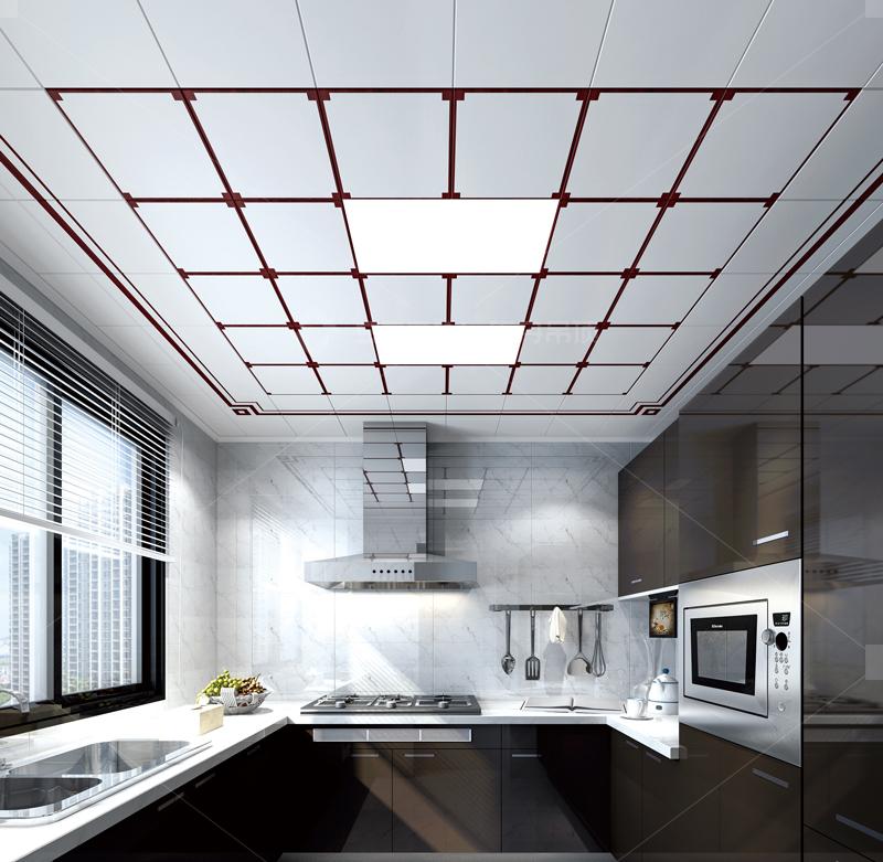 简约 厨房 餐厅 浴室 中式图片来自荔枝or李子在施丹吊顶·全屋顶墙效果图的分享