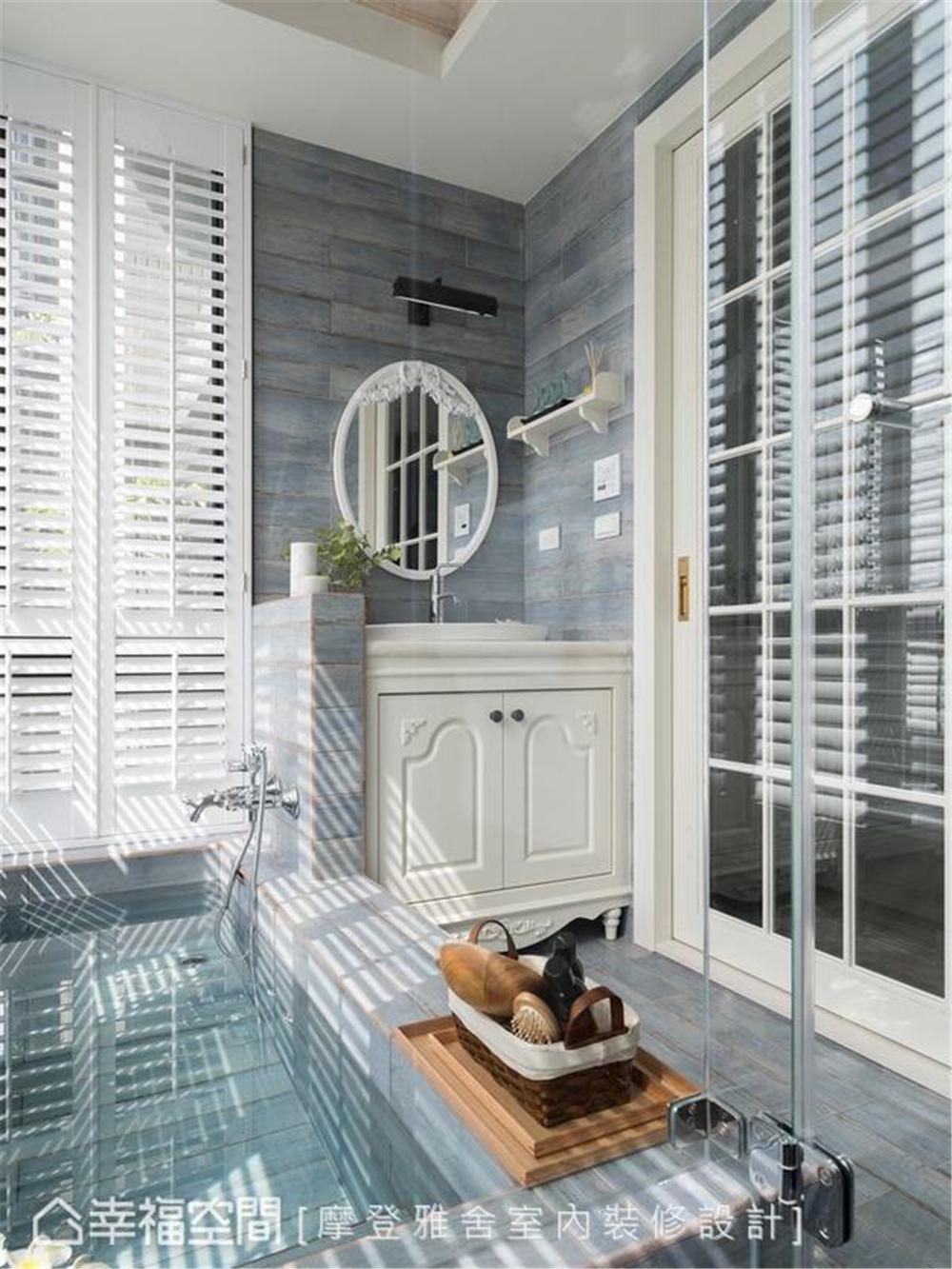 装修设计 装修完成 美式风格 公寓 其他图片来自幸福空间在126平,梦幻悠闲度假宅的分享