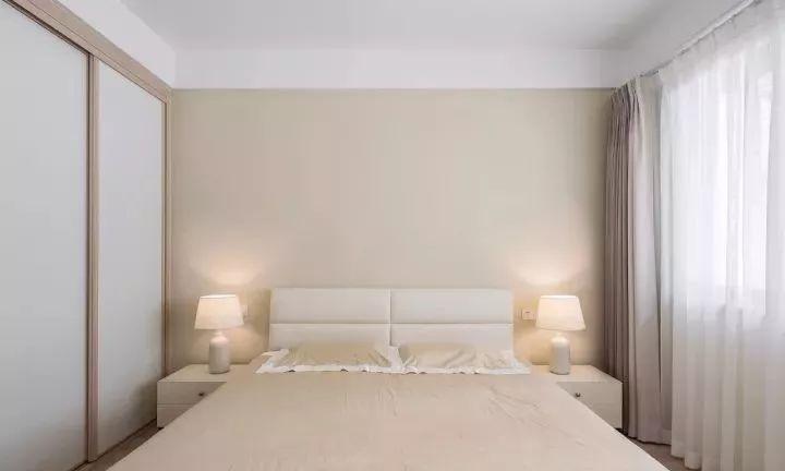 简约 现代 全案设计 鹏友百年 卧室图片来自鹏友百年装饰在柔和清简贯穿全屋的分享