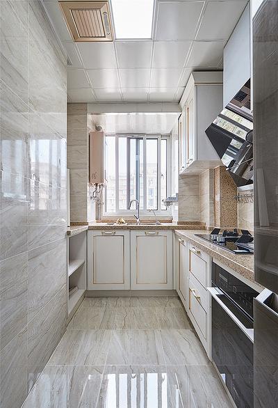 厨房图片来自家装大管家在温馨味道 110平现代美式混搭3居的分享