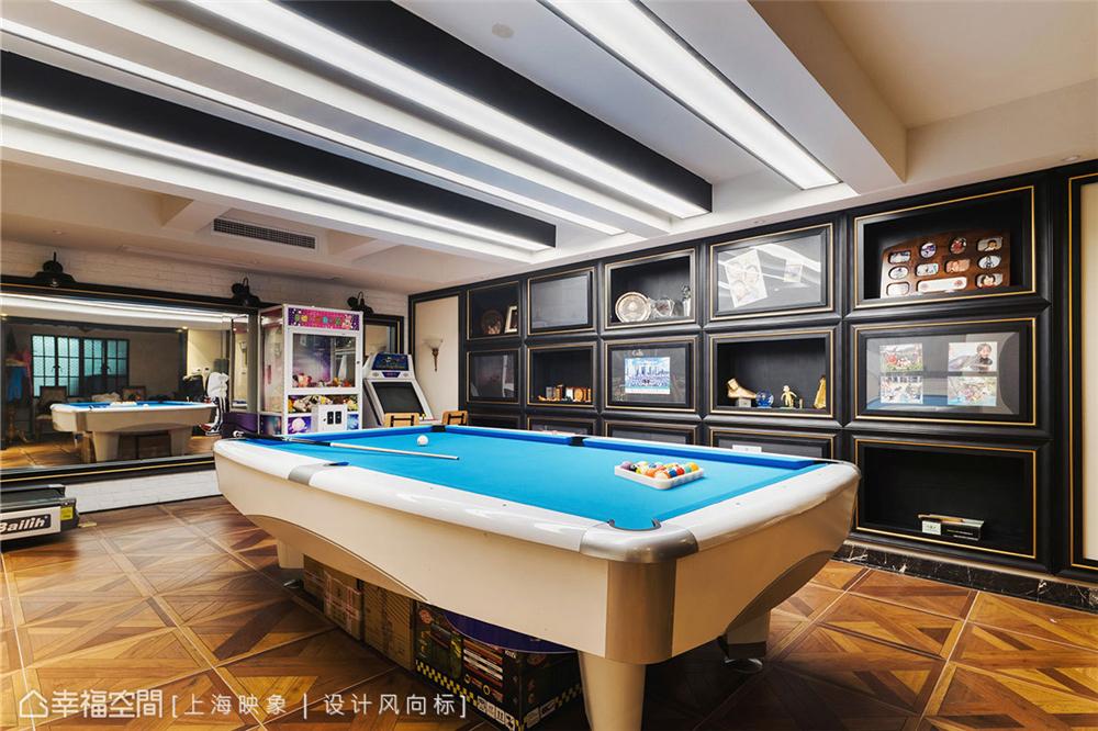 装修设计 装修完成 美式风格 其他图片来自幸福空间在450平,中西并蓄,美式豪邸的分享