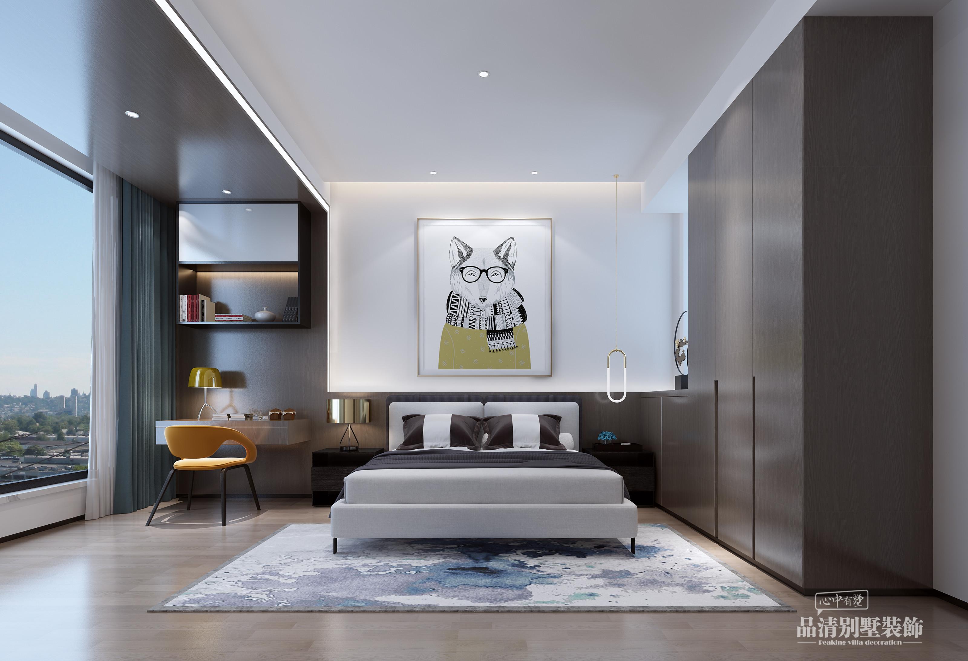 别墅装修 别墅设计 无锡别墅 现代中式图片来自别墅装修设计师在洛龙湾470㎡现代中式的分享