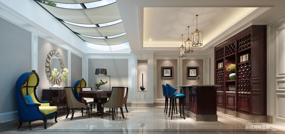 别墅装修 无锡别墅 别墅设计 美式风格图片来自别墅装修设计师在红豆国际400㎡美式风格的分享