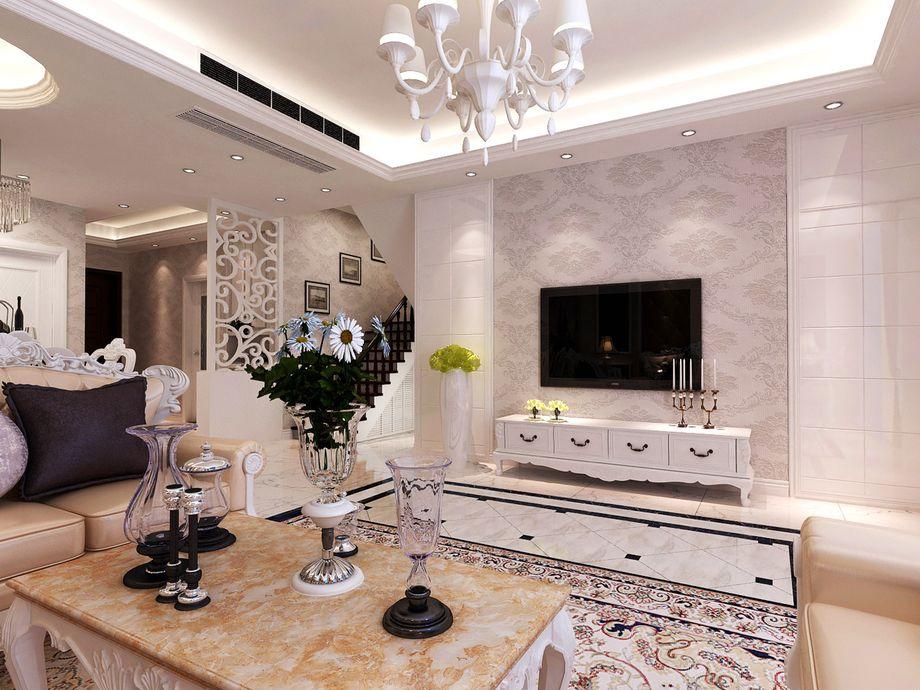 客厅 卧室图片来自今朝宜居装饰在雍容华贵的分享