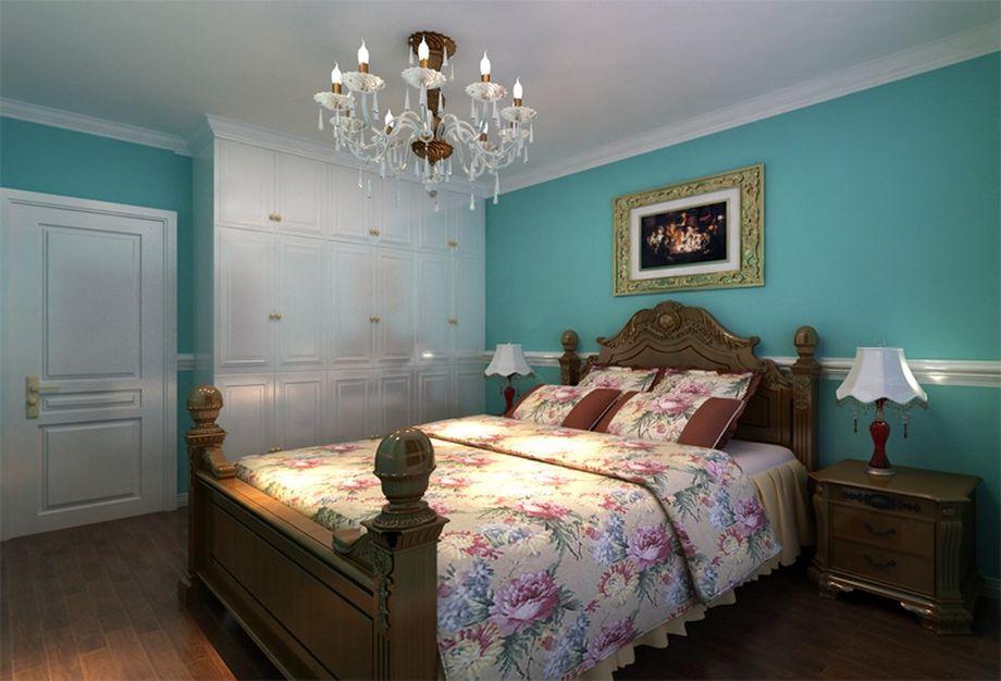 客厅 卧室图片来自今朝宜居装饰在匠心独具混合型风格的分享
