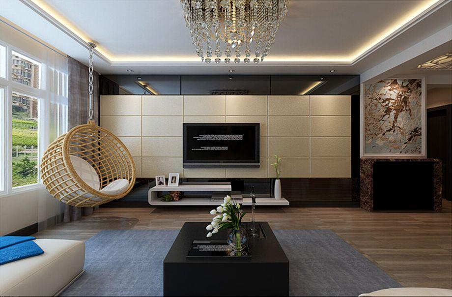 简约 欧式 客厅图片来自今朝宜居装饰在宁静和安逸的分享