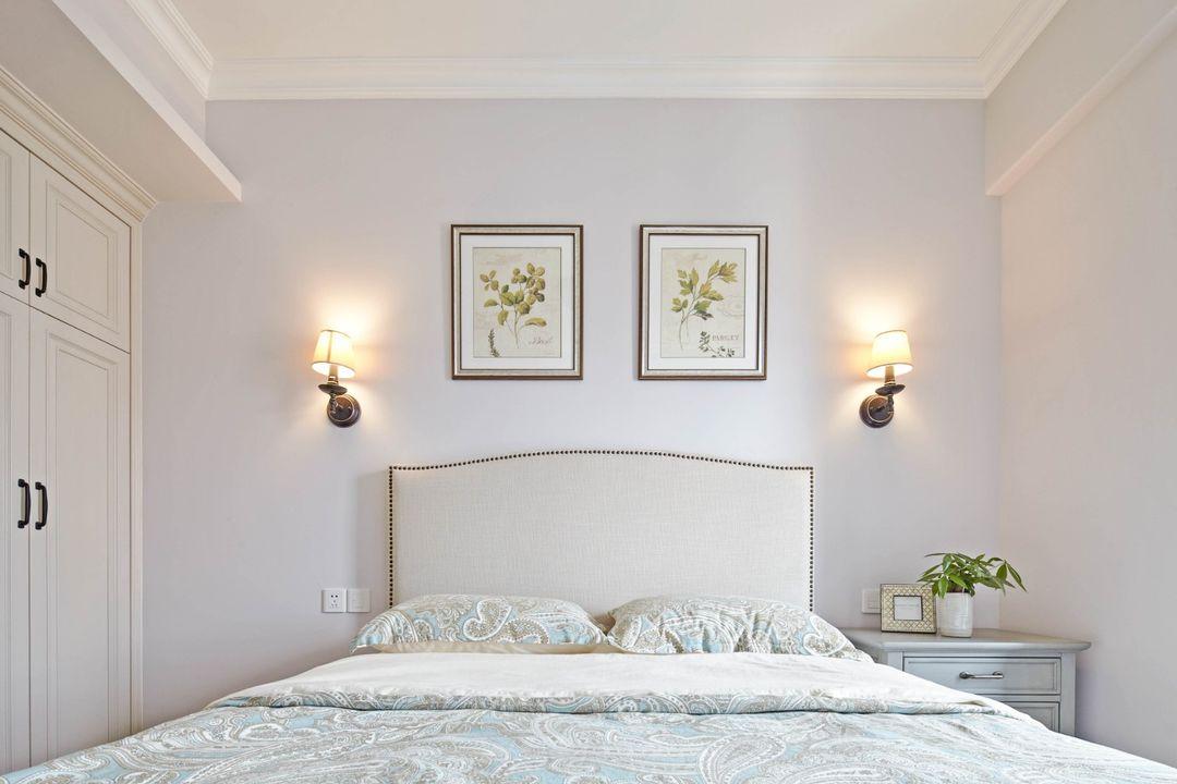 简约 卧室图片来自乐粉_20181210150116634在简约美式风   墨点设计的分享